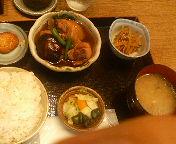 丸の内TOKIA 鹿児島かのやきよし 切いこん定食