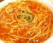 幕張本郷・イタリア食堂 キャプテンズクックの真夜中のスパゲティ(ランチ)
