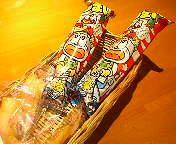 幕張本郷・イタリア食堂 キャプテンズクックの真夜中のスパゲティ(ランチ) サービスのお菓子