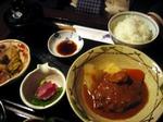 なすびの定食/恵比寿・なすび亭