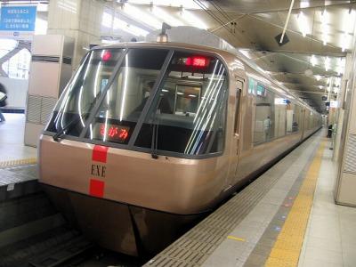 小田急ロマンスカー30000系EXE