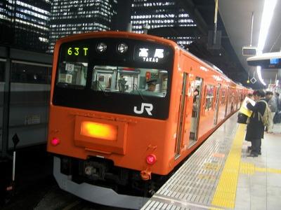 もうすぐ引退!JR中央快速線『201系』電車