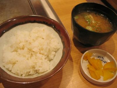 【ランチ】丸の内TOKIA・お好み焼 きじ/お好み焼にはご飯セット!
