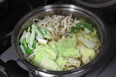 【鍋】おせちも良いけど、カレー「鍋」もね♪〜カレー鍋を試してみる〜