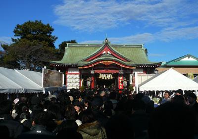千葉・稲毛浅間神社
