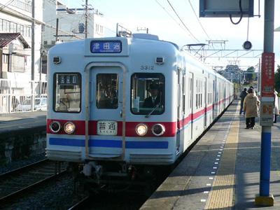 京成3300形電車「赤電」