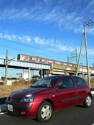 ルーテシアとJR京葉線205系