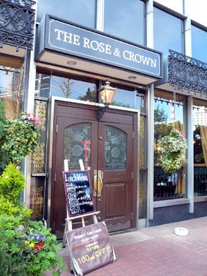有楽町・VICTORIAN PUB THE ROSE & CROWN 有楽町店 (有楽町電気ビル)