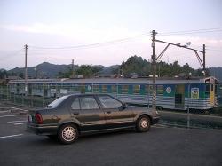 JR久留里線上総亀山駅