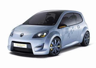 ルノー新型トゥインゴのコンセプトカー、Twingo Concept(トゥインゴ コンセプト)