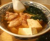 銀座三州屋肉豆腐