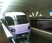 ディズニーリゾートラインのモノレール車両