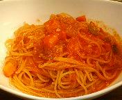 豚バラ肉と色々野菜のトマト煮込みソース/八重洲・丸の内 BAR ITALIANO Vai