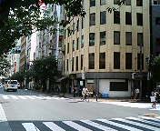 銀座1丁目・日本料理  岩戸 遠景