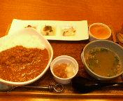 丸ノ内・Asli(アスリ)丸の内店 Lunch「月」伊達鶏の挽肉カレー