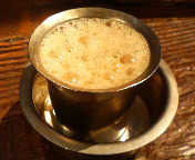 八重洲 南インド料理 ダバ・インディア チャイ