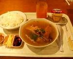 【ランチ】肉骨茶(バクテー)/八重洲_シンガポール・シーフード・エンポーリアム