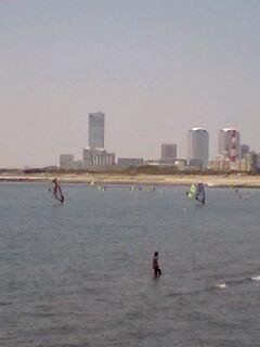 【お散歩&ランチ】〜検見川の浜から幕張ベイタウンへ〜