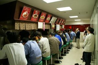 西銀座・スパゲティ&カレー ジャポネで「月1ジャ・リトのハシゴ会」