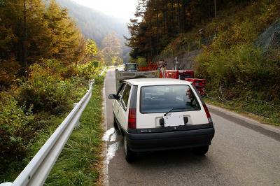 ルノーサンク(Renault Cinq)AT