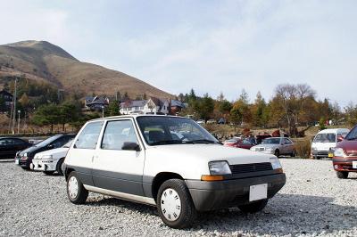 ルノー5(Renault Cinq)サンク