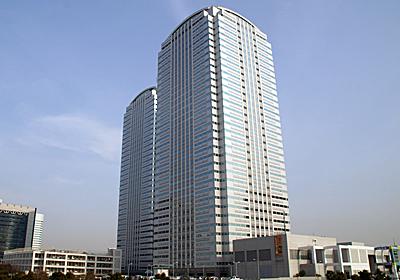 海浜幕張・ワールドビジネスガーデン(WBG) ビル