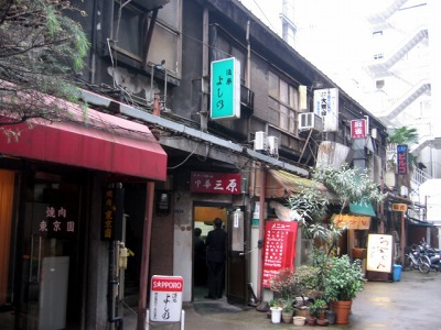 【ランチ】タンメン/銀座・中華 三原