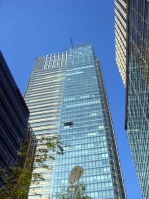オープン!六本木「東京ミッドタウン」