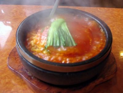 【ランチ】つくば・中国家庭料理 好再来/フカヒレ姿煮入り石焼きチャーハン