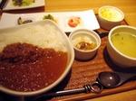 【ランチ】丸の内・Asli[アスリ]/牛挽肉カレー
