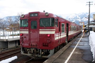 JR城端線 キハ47