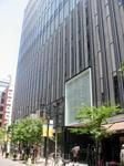 「グリル&ワインバー Arossa 銀座店」が入る、銀座並木通り『銀座Velvia(ベルビア)館』
