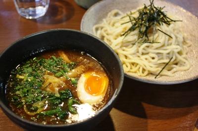 【ランチ】成田・麺屋 青山/つけ麺(こってり)