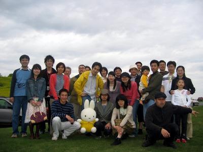 第5回東京ドイツ村オフ集合写真