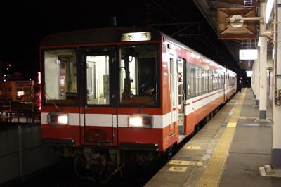 鹿島臨海鉄道キハ6000型気動車