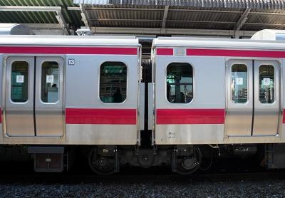 【ぶらり旅】JR京葉線の新型電車「E331系」連接台車