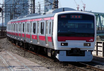 JR京葉線・新型電車「E331系」デビュー