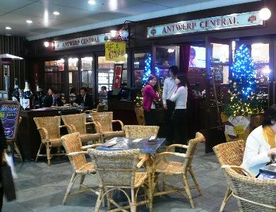 【ランチ】丸の内TOKIA・ベルジアン ビア・カフェ アントワープ セントラル 店舗外観