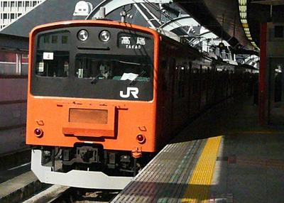 既に残り4編成・・・JR中央快速線の201系電車