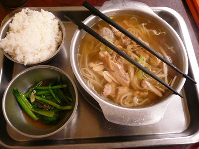 【ランチ】タイ料理 プーケット あろいなたべた 有楽町店/タイラーメンの鳥