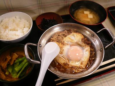 【ランチ】東銀座・割烹 小や満/軍鶏もつ鍋