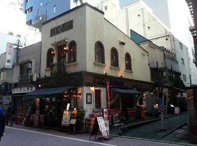 銀座・スペインバル&レストラン バニュルス 銀座店/店舗外観