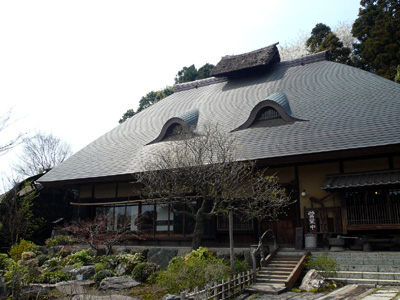 【ランチ】「築150年の古民家で打ちたて手打蕎麦を頂く!」つくば・蕎舎(そばや)