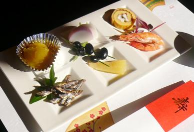 【ランチ】千葉・四季懐石料理 かのと山荘/新春特別懐石