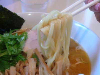 魂麺 まつい/太魂の自家製麺