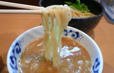 魂麺 まつい/魂つけめんの自家製麺