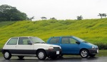 '96 Renault Twingo easy & '87 Renault Cinq(5) AT 3dr