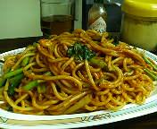 【ランチ】ナポリタン(大盛)/西銀座・スパゲティ&カレー ジャポネ