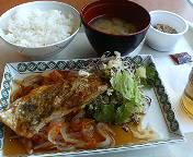【ランチ】白身魚のおろしソースほか/海浜幕張・幕張テクノガーデン_Ysキャフェテリア