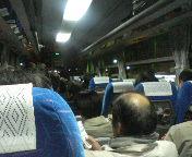 【ぶらり旅】今夜も忘年&送別会⇒終電を逃して深夜急行バスに乗る/千葉・平和交通の深夜急行バス